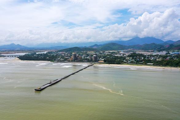 Đề xuất không làm cảng Liên Chiểu, chỉ phát triển Tiên Sa bị… chê - Ảnh 1.