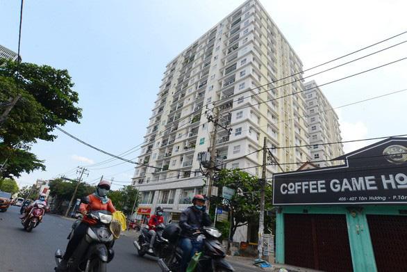 Kiến nghị điều tra việc chia tầng thương mại thành căn hộ ở Khang Gia Tân Hương - Ảnh 1.