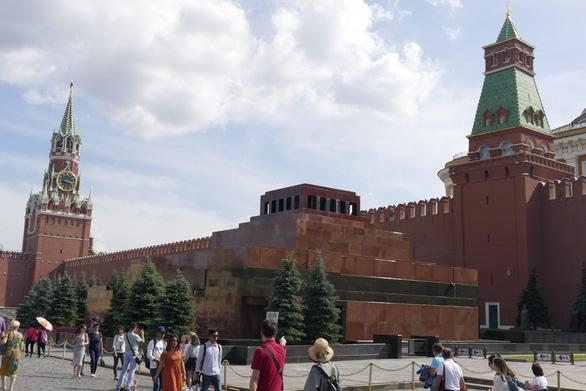 Tượng đài Lenin trên dặm dài đôi bờ Volga - Ảnh 1.