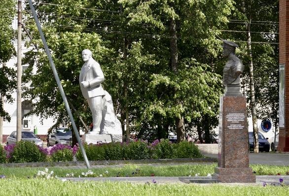 Tượng đài Lenin trên dặm dài đôi bờ Volga - Ảnh 8.