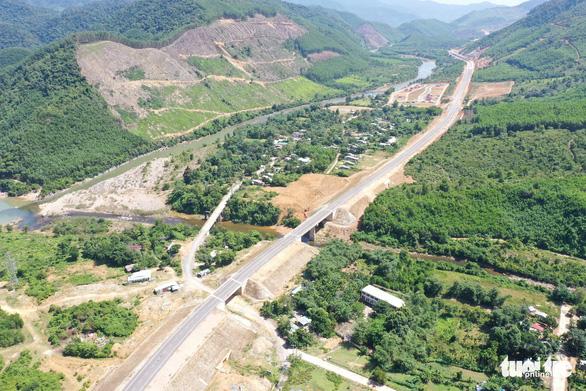 Đường Hồ Chí Minh: 2.105 tỉ đồng đoạn đường Hòa Liên - Túy Loan - Ảnh 2.