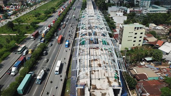 TP.HCM quy hoạch kiến trúc khu nhà ga metro số 1 và số 2 - Ảnh 1.