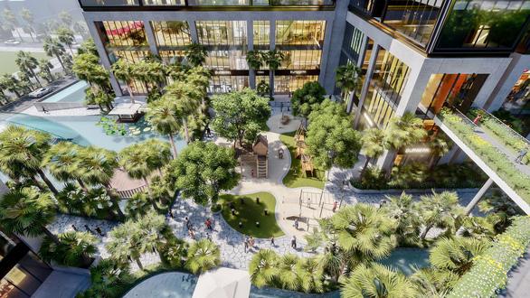 TP.HCM sắp triển khai tổ hợp Homes Resort dành riêng cho gia đình có trẻ em - Ảnh 1.