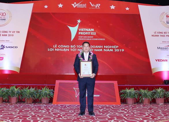 Chubb Life Việt Nam có tên trong Top 500 doanh nghiệp lợi nhuận tốt nhất Việt Nam - Ảnh 2.