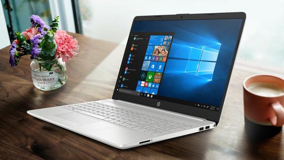 HP 15s-du0068TX - Laptop giá hời dành cho học sinh sinh viên - Ảnh 1.