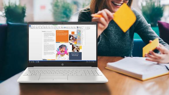 HP 15s-du0068TX - Laptop giá hời dành cho học sinh sinh viên - Ảnh 2.