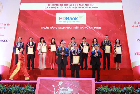 Công bố Top doanh nghiệp đạt lợi nhuận tốt nhất Việt Nam 2019 - Ảnh 1.