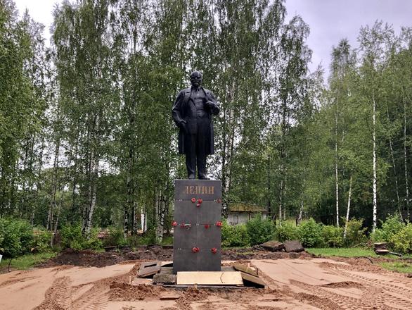 Tượng đài Lenin trên dặm dài đôi bờ Volga - Ảnh 6.