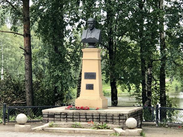 Tượng đài Lenin trên dặm dài đôi bờ Volga - Ảnh 5.