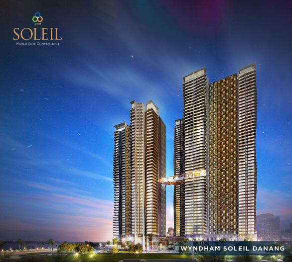 Mở bán chính thức tòa căn hộ ven biển cao bậc nhất Việt Nam - Ảnh 1.