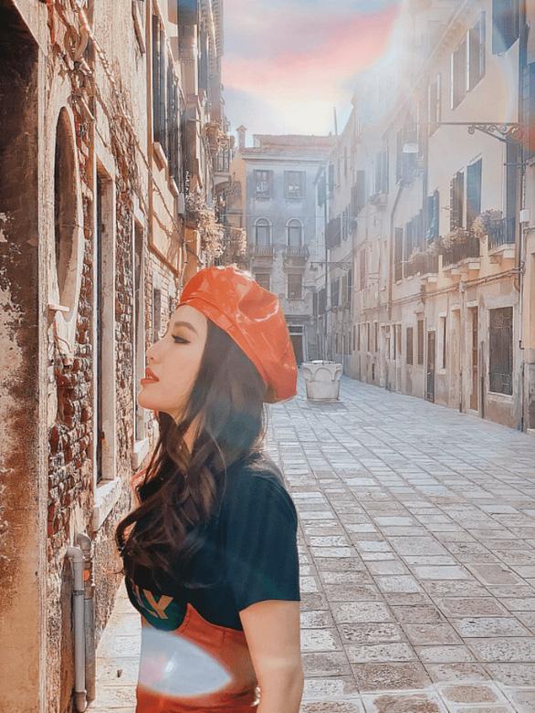 Bảo Thy mang Venice thơ mộng vào MV Baby em cô đơn - Ảnh 3.