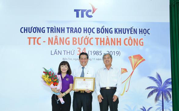 TTC tăng cường hỗ trợ học sinh Bến Tre - Ảnh 3.