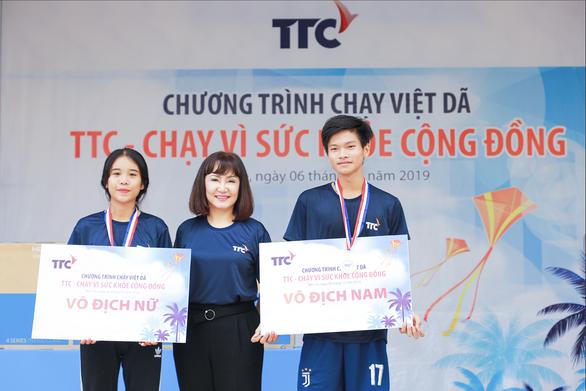 TTC tăng cường hỗ trợ học sinh Bến Tre - Ảnh 6.