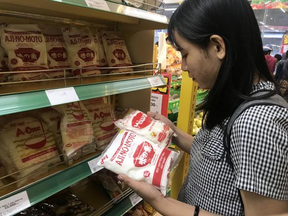 Bột ngọt từ Trung Quốc, Indonesia bị tạm áp thuế mức cao nhất - Ảnh 1.