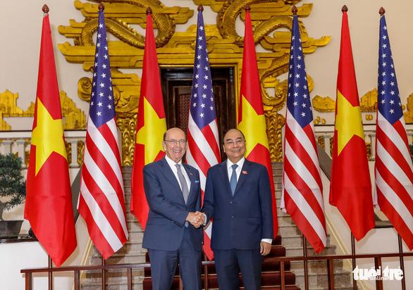 Mỹ đánh giá cao kế hoạch giảm thâm hụt thương mại của Việt Nam - Ảnh 1.