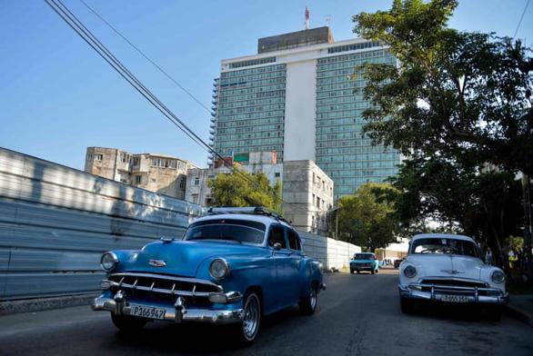 Liên Hiệp Quốc lên án Mỹ cấm vận kinh tế, khắc nghiệt với Cuba - Ảnh 1.