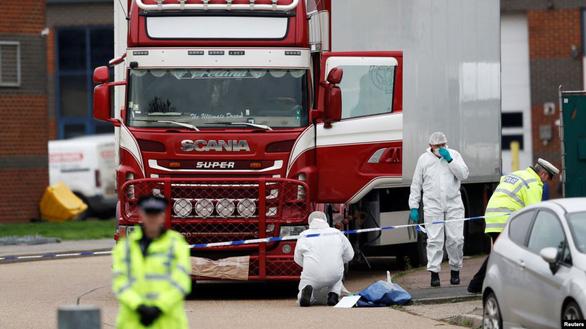Hải Phòng có 3 nạn nhân trong số 39 người tử nạn tại Anh - Ảnh 1.