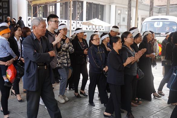Tiễn biệt 'vua tiếng động' đất Bắc Nguyễn Minh Tâm - Ảnh 4.