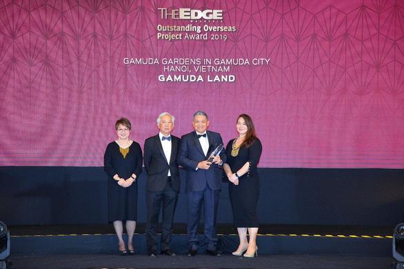 Gamuda Gardens nhận giải thưởng Dự án bất động sản xuất sắc ở nước ngoài - Ảnh 1.