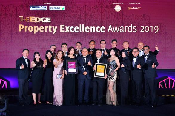 Gamuda Gardens nhận giải thưởng Dự án bất động sản xuất sắc ở nước ngoài - Ảnh 2.