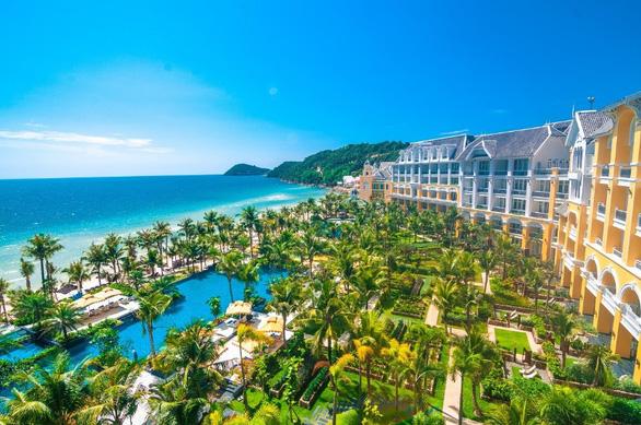 Khám phá JW Marriott Phu Quoc Emerald Bay, khu nghỉ dưỡng và spa sang trọng bậc nhất châu Á - Ảnh 1.