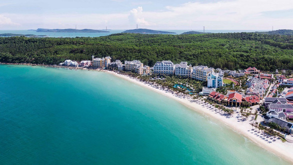 Khám phá JW Marriott Phu Quoc Emerald Bay, khu nghỉ dưỡng và spa sang trọng bậc nhất châu Á - Ảnh 3.