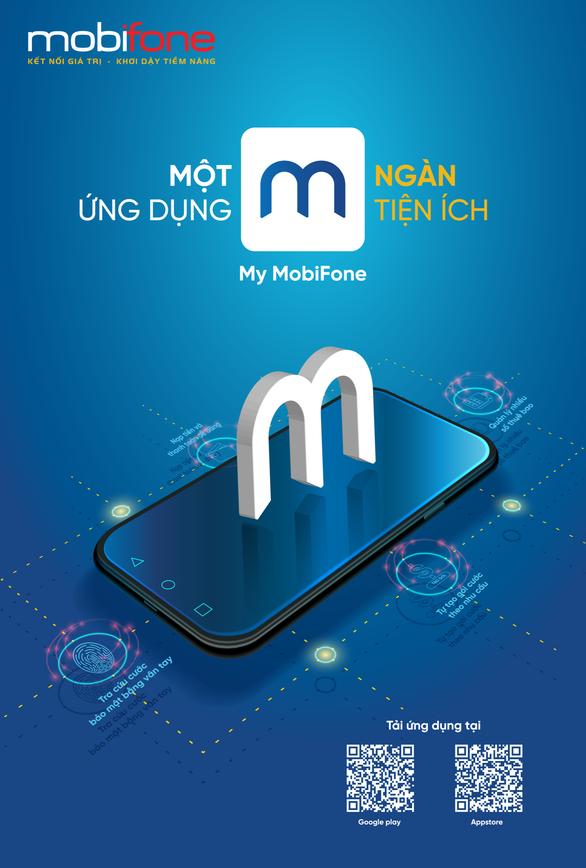 Ứng dụng My Mobifone: Cải tiến để trải nghiệm tốt hơn - Ảnh 1.