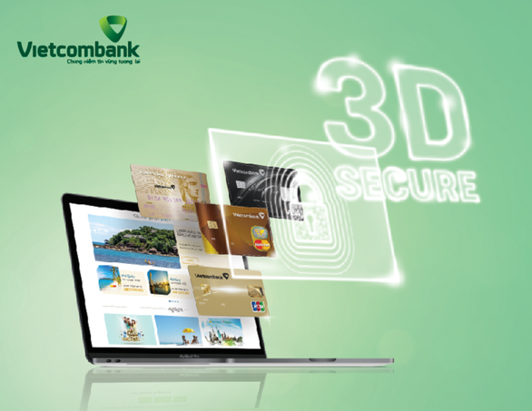 3D-Secure - công nghệ bảo mật an toàn cho giao dịch thẻ - Ảnh 1.
