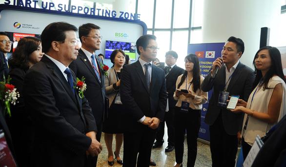 Mời gọi Hàn Quốc đến và tạo ra sản phẩm 4.0 ở Việt Nam - Ảnh 1.