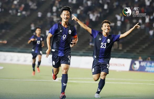Lào và Campuchia tạo chấn động: có thể dự VCK Giải U19 châu Á 2020 - Ảnh 1.