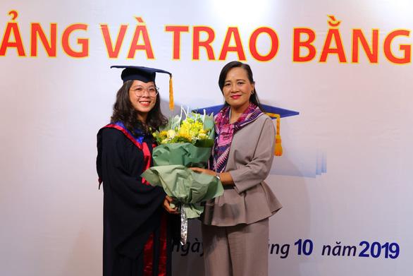 ĐH Quốc gia Hà Nội thí điểm cho sinh viên năm 3 học thêm thạc sĩ - Ảnh 1.