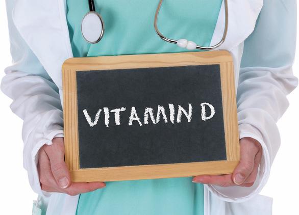 Vitamin D có thể ức chế tế bào ung thư da hắc tố - Ảnh 1.
