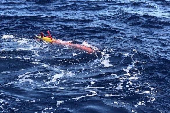 Vũ khí mới của Trung Quốc trên biển: lặn sâu 2.000m, ém mình 37 ngày - Ảnh 1.