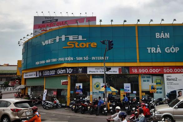 Một cửa hàng Viettel khai báo mất trộm tiền tỉ - Ảnh 1.