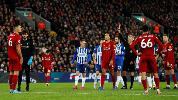 Van Dijk lập cú đúp, Liverpool bỏ xa Man City 11 điểm - Ảnh 3.