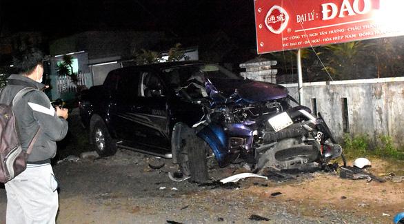Tài xế gây tai nạn thảm khốc ở Phú Yên không có bằng lái, nồng độ cồn cao - Ảnh 1.