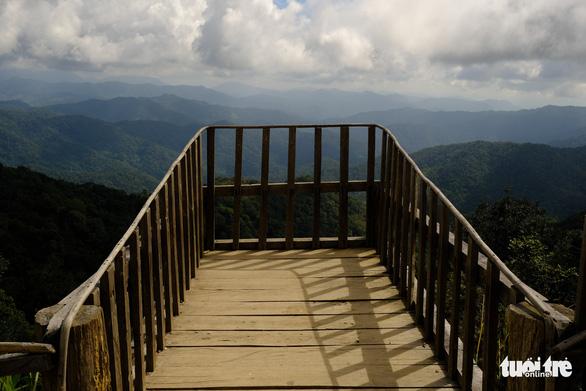 Ngắm biển mây trôi giữa rừng xanh Đỉnh Quế quanh năm mát lạnh - Ảnh 6.