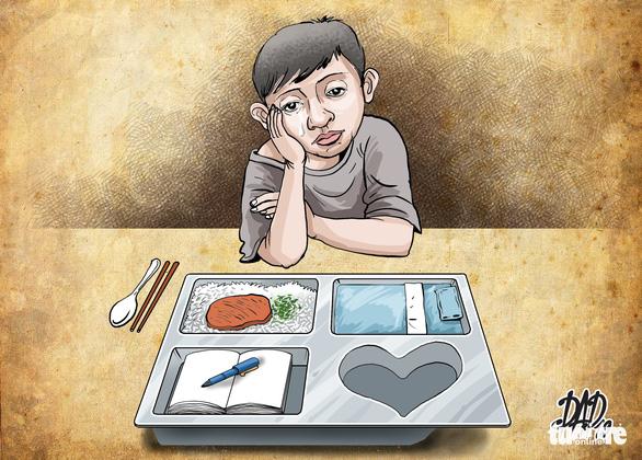 Hỗ trợ trẻ ở trung tâm xã hội: Các em đâu chỉ cần nơi ở, cơm ăn - Ảnh 1.