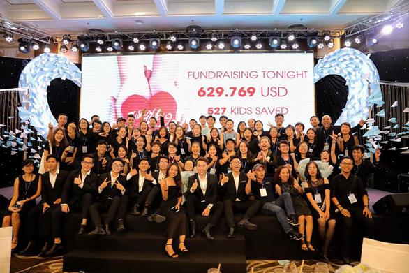 Ngô Thanh Vân quyên góp được 14,5 tỉ đồng mổ tim cho trẻ em - Ảnh 3.