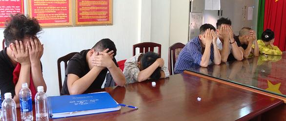 Nhóm thanh niên từ Đồng Nai xuống Vũng Tàu thuê biệt thự để chơi ma túy - Ảnh 1.