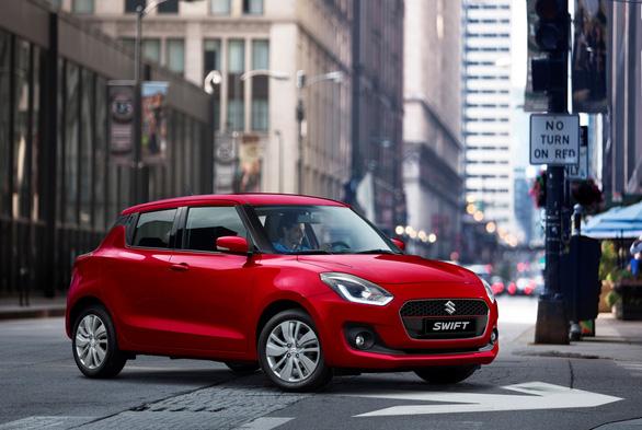 Suzuki ưu đãi lên đến 50 triệu mừng Giáng sinh - Ảnh 2.