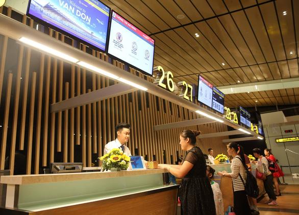 WTA vinh danh Vân Đồn là Sân bay mới hàng đầu thế giới 2019 - Ảnh 2.
