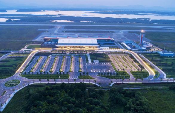 WTA vinh danh Vân Đồn là Sân bay mới hàng đầu thế giới 2019 - Ảnh 4.