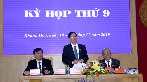 Trưởng Ban Dân vận Khánh Hòa được bầu làm phó chủ tịch HĐND tỉnh - Ảnh 2.