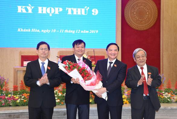 Trưởng Ban Dân vận Khánh Hòa được bầu làm phó chủ tịch HĐND tỉnh - Ảnh 1.