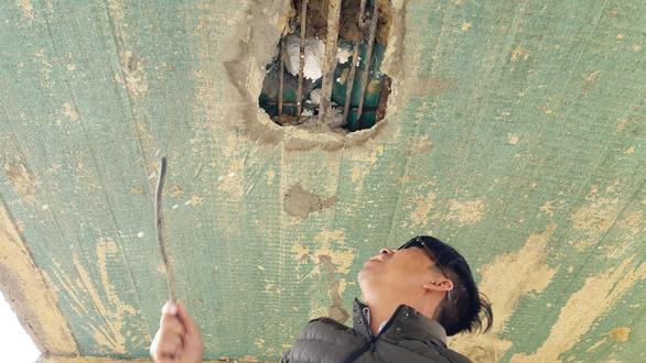 Xuất hiện cầu ở Hà Tĩnh thi công bằng bêtông cốt xốp - Ảnh 2.