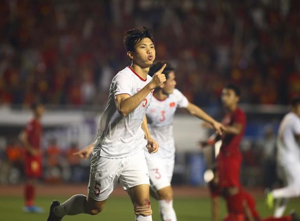 Thắng Indonesia, U22 Việt Nam vô địch SEA Games 2019 - Ảnh 1.