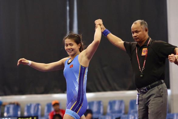 SEA Games ngày 10-12: Giành thêm 16 huy chương vàng, Việt Nam vượt qua Thái Lan xếp thứ 2 - Ảnh 7.