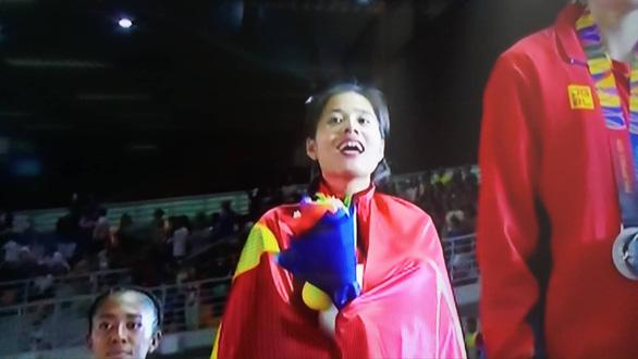 SEA Games ngày 10-12: Giành thêm 16 huy chương vàng, Việt Nam vượt qua Thái Lan xếp thứ 2 - Ảnh 1.
