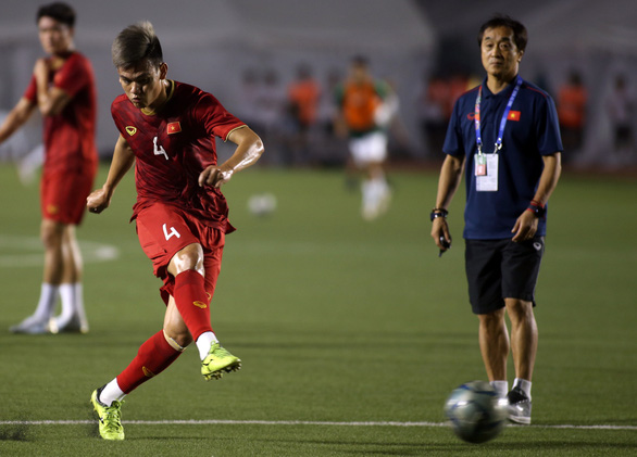 Ông Park gây bất ngờ lớn cho U22 Indonesia trong trận chung kết - Ảnh 1.